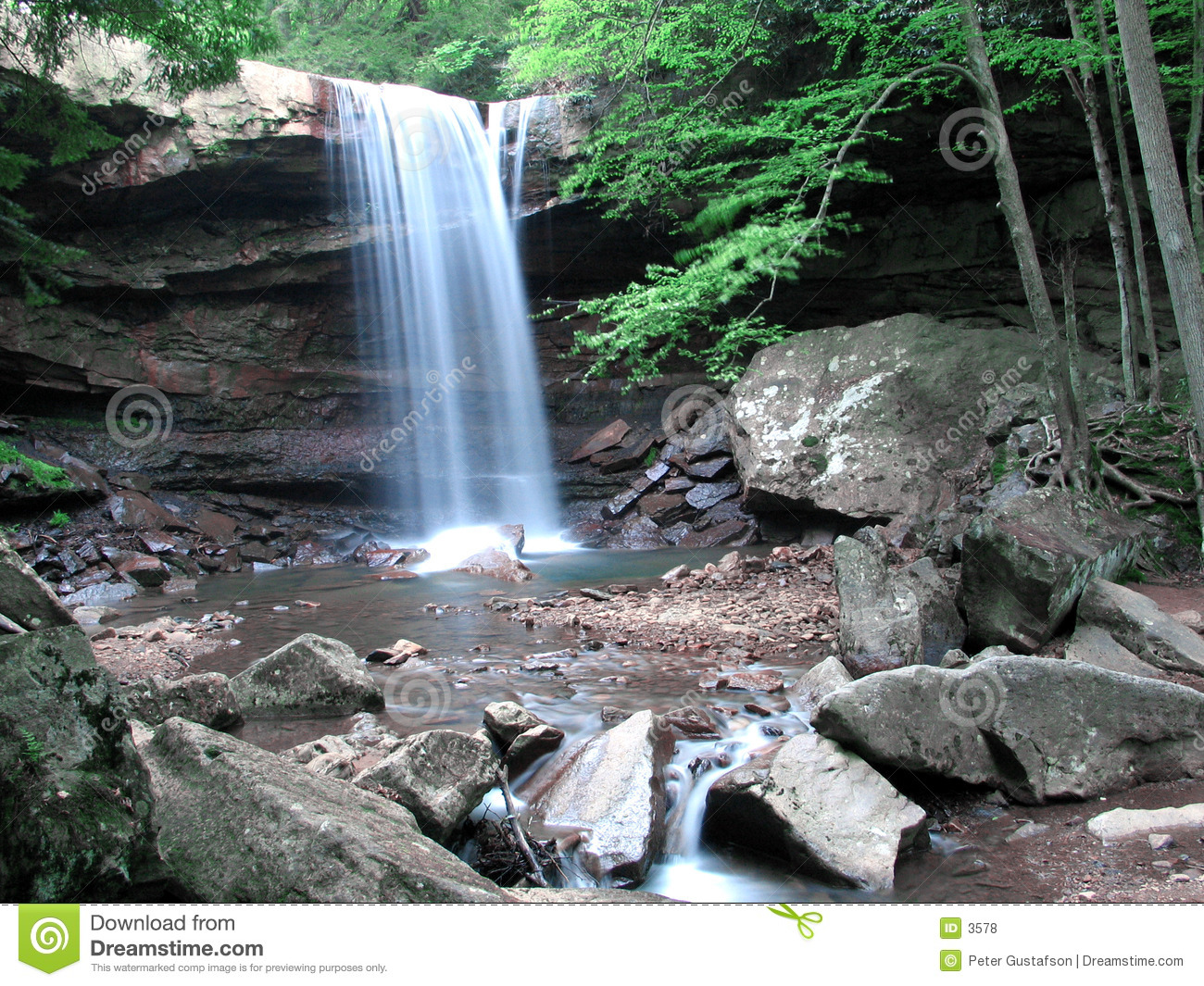 Waterval 1