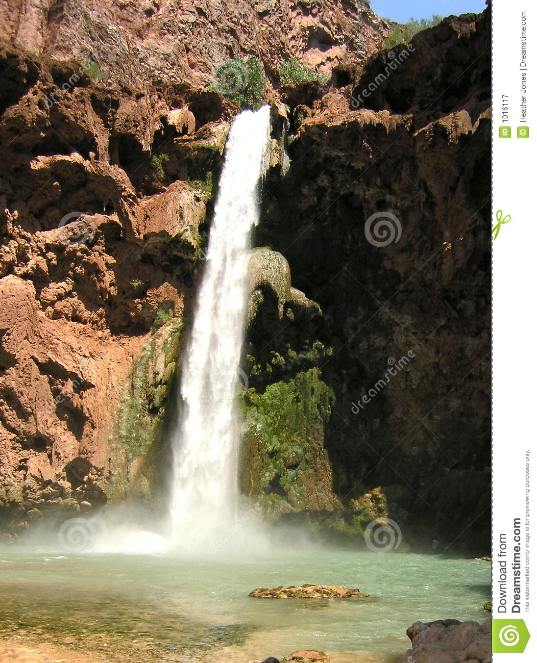 Waterval, Arizona