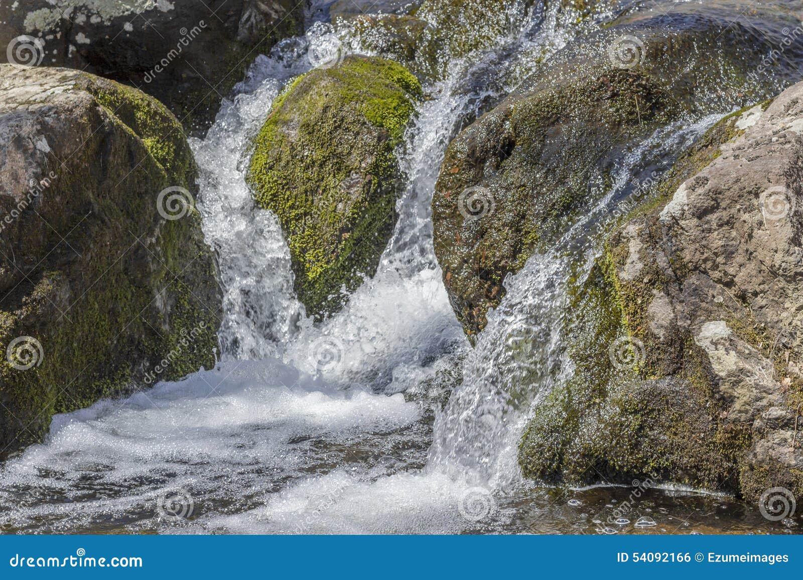 Waterval Bevroren Actie