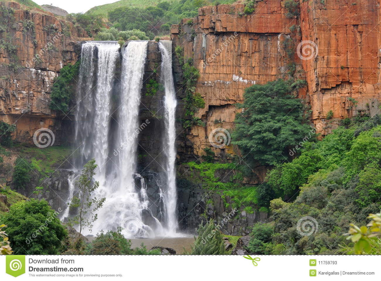 Waterval Boven South Africa  City pictures : Waterval Boven Waterfalls South Africa Stock Photos Image: 11759793