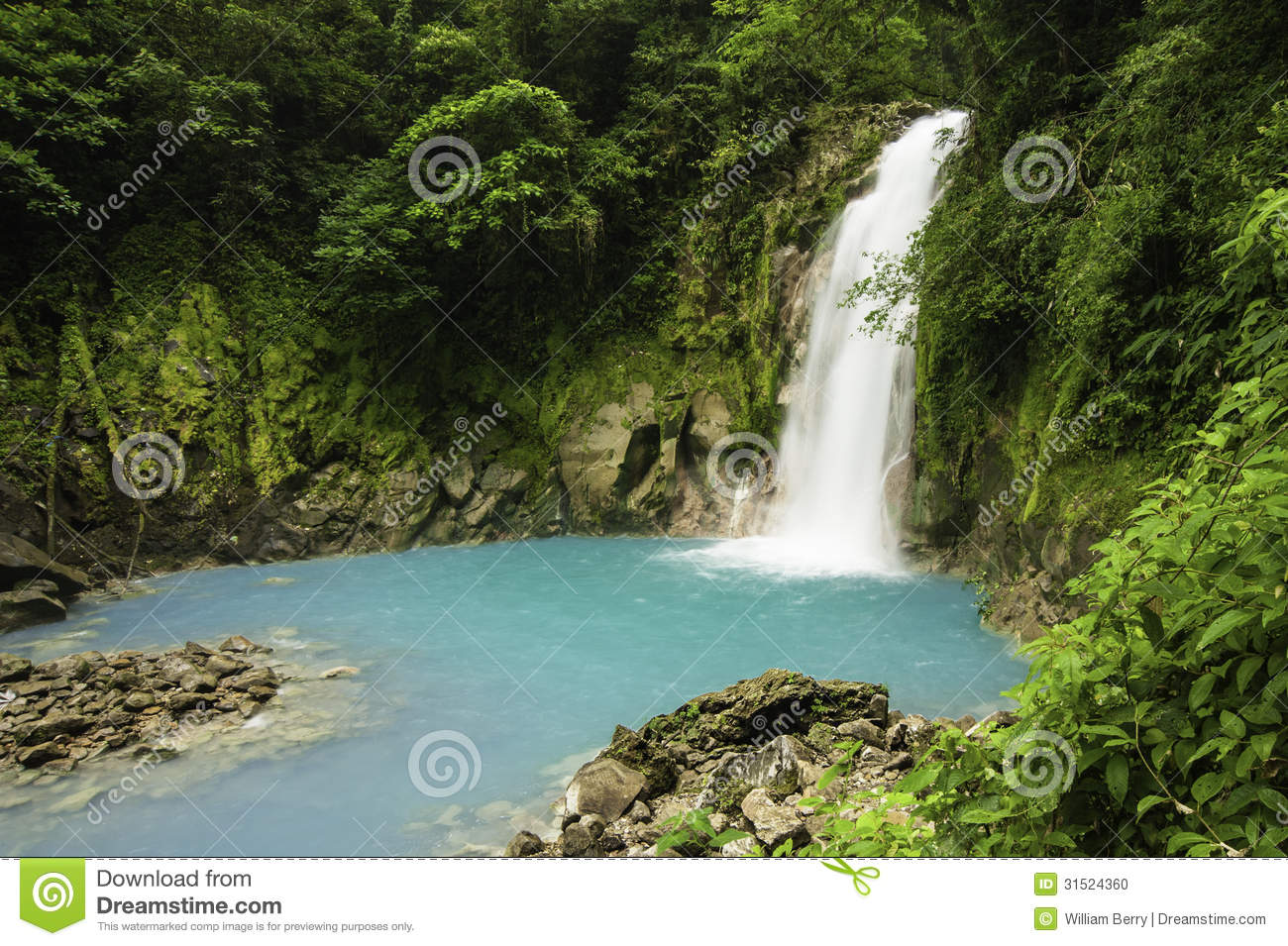Waterval-Rio Celested