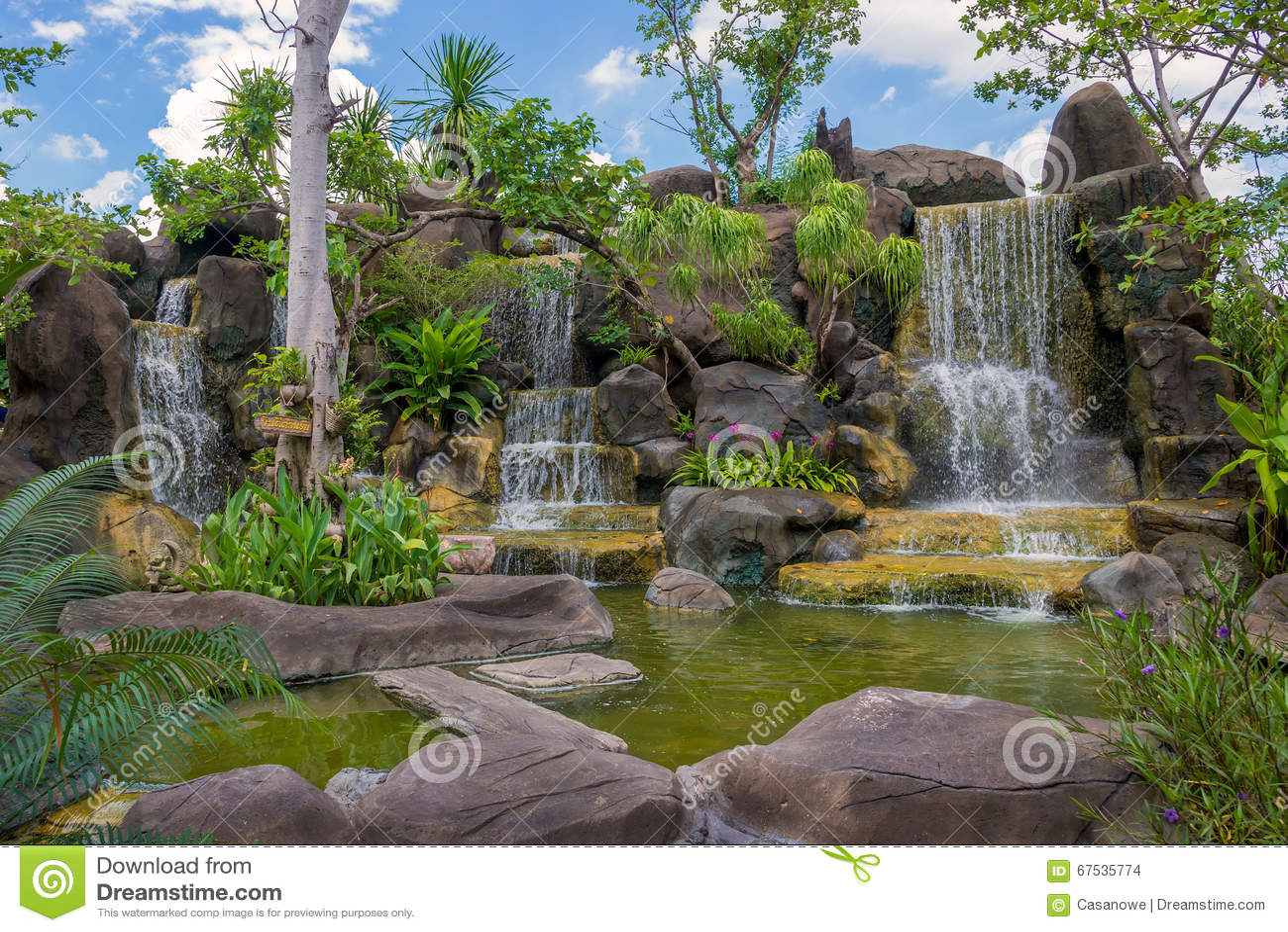 Waterval In Tuin : Waterval tuin new waterval in tuin top aluminium folie waterval