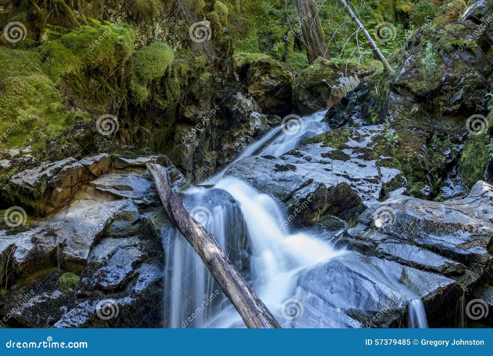 Watervallen de Noord- van Idaho