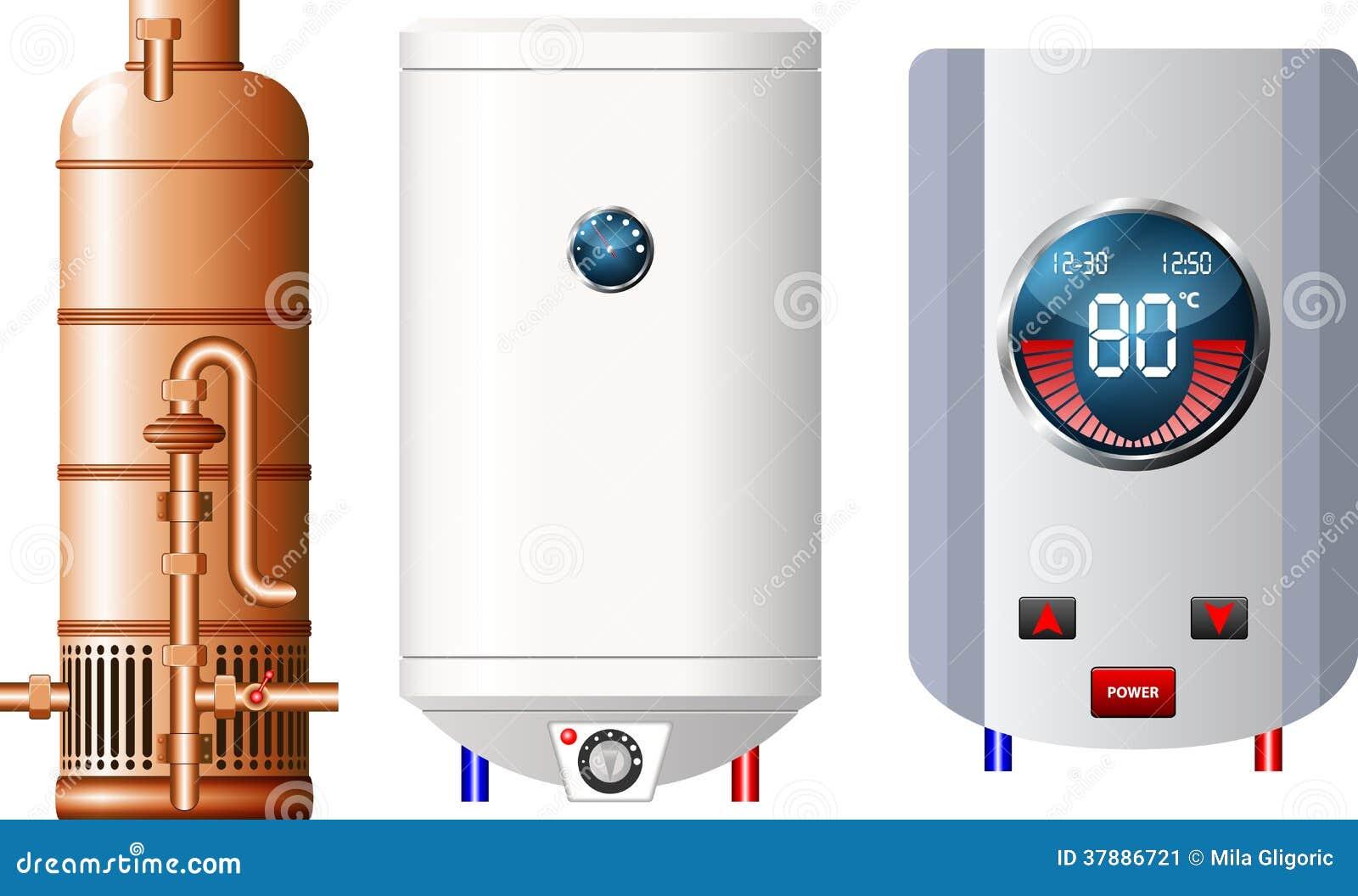 Waterverwarmer