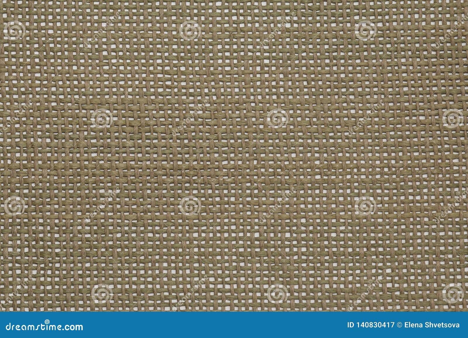 Wattled syntetiskt tyg som textur