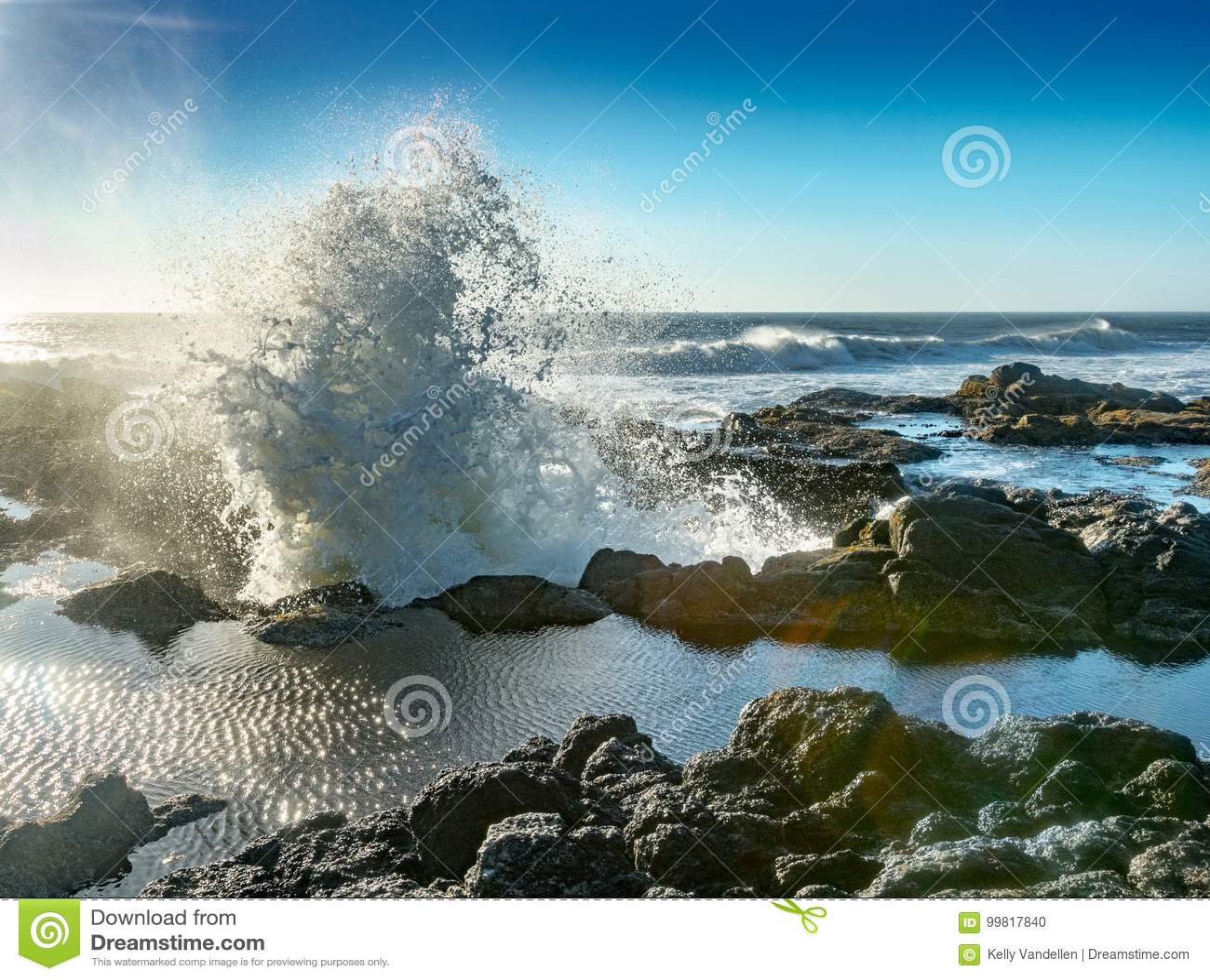 Wave esplode bene dal ` s di Thor