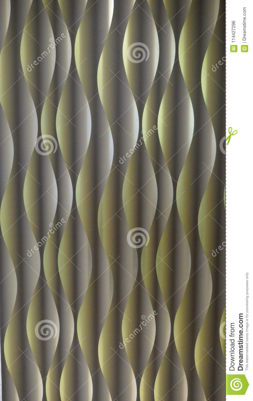 Wave pattern, spiral pattern. abstract. Modern futuristic background, olive-green , with light and shadow effect