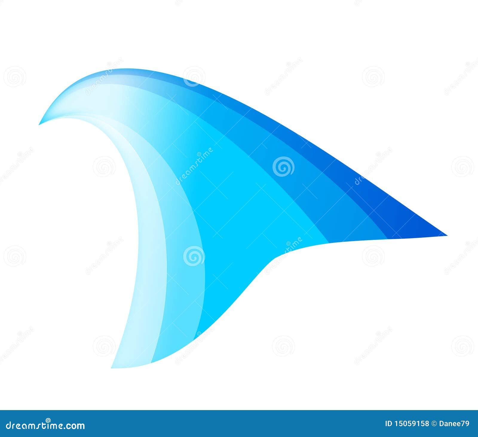 Wave Symbol Royalty Free Stock Photos Image 15059158