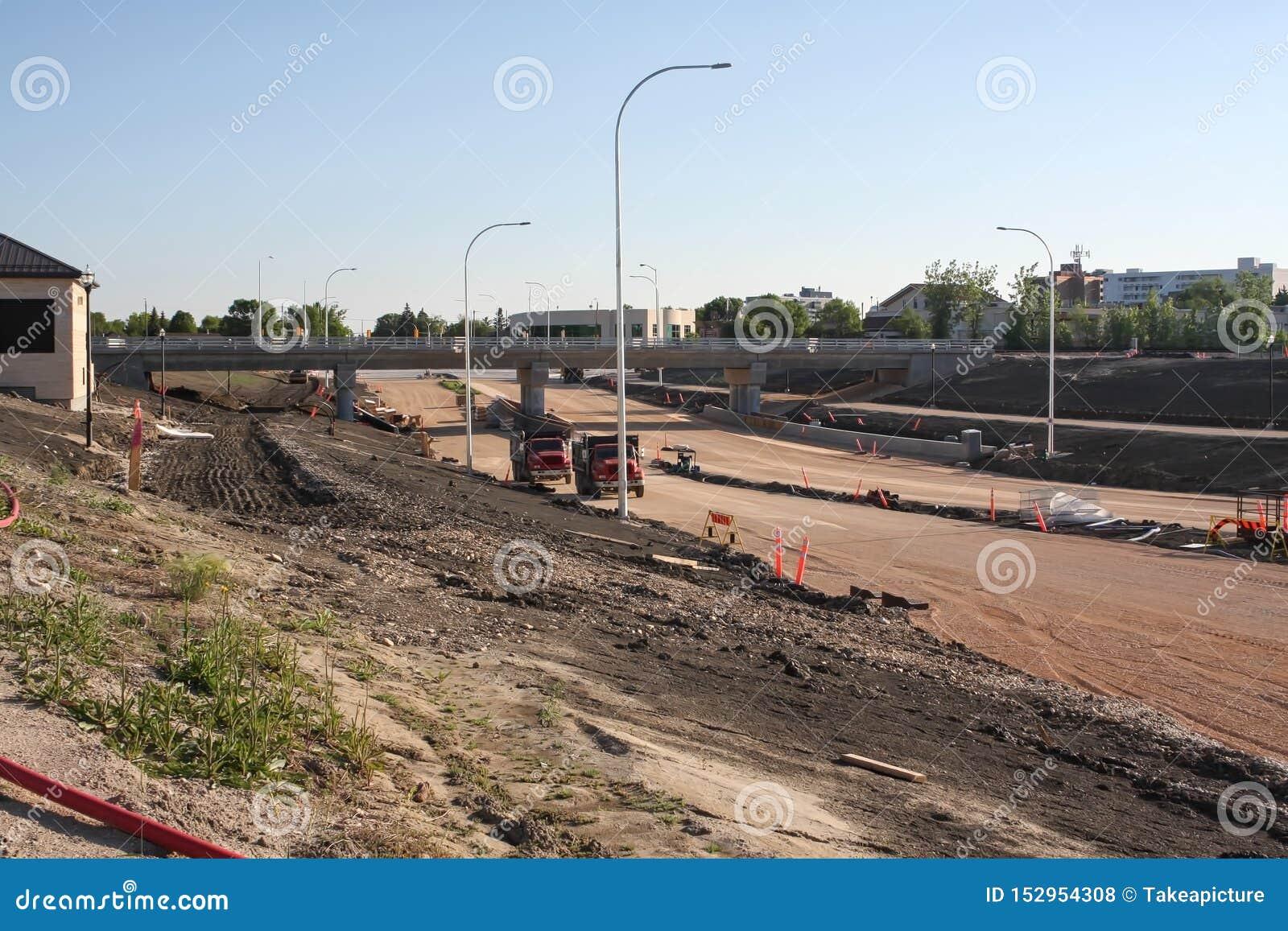 Waverley przejścia podziemnego Uliczna budowa Czerwiec 2019