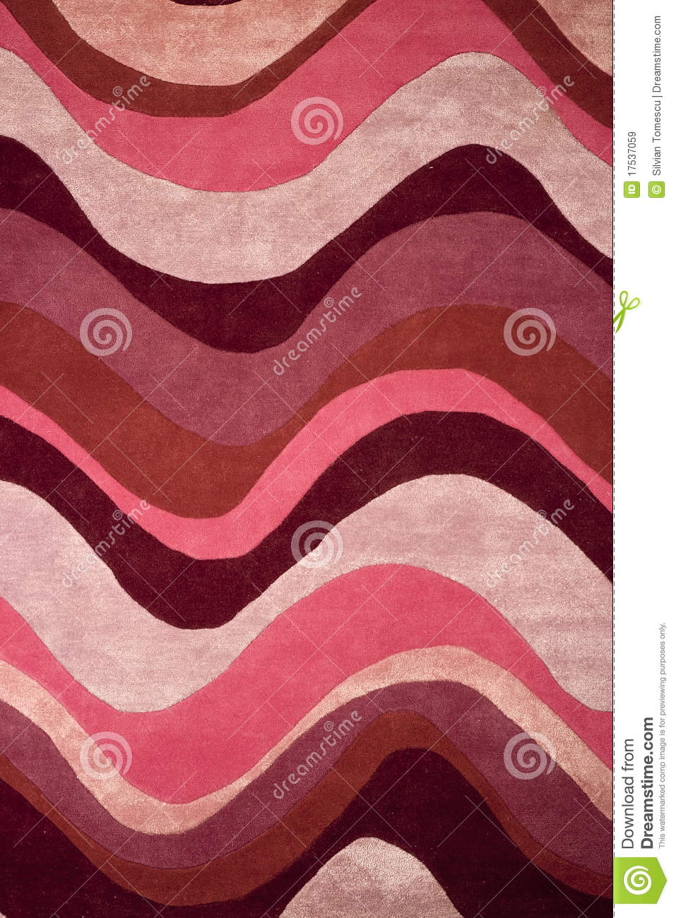 Waves Carpet Texture Royalty Free Stock Images - Image ...