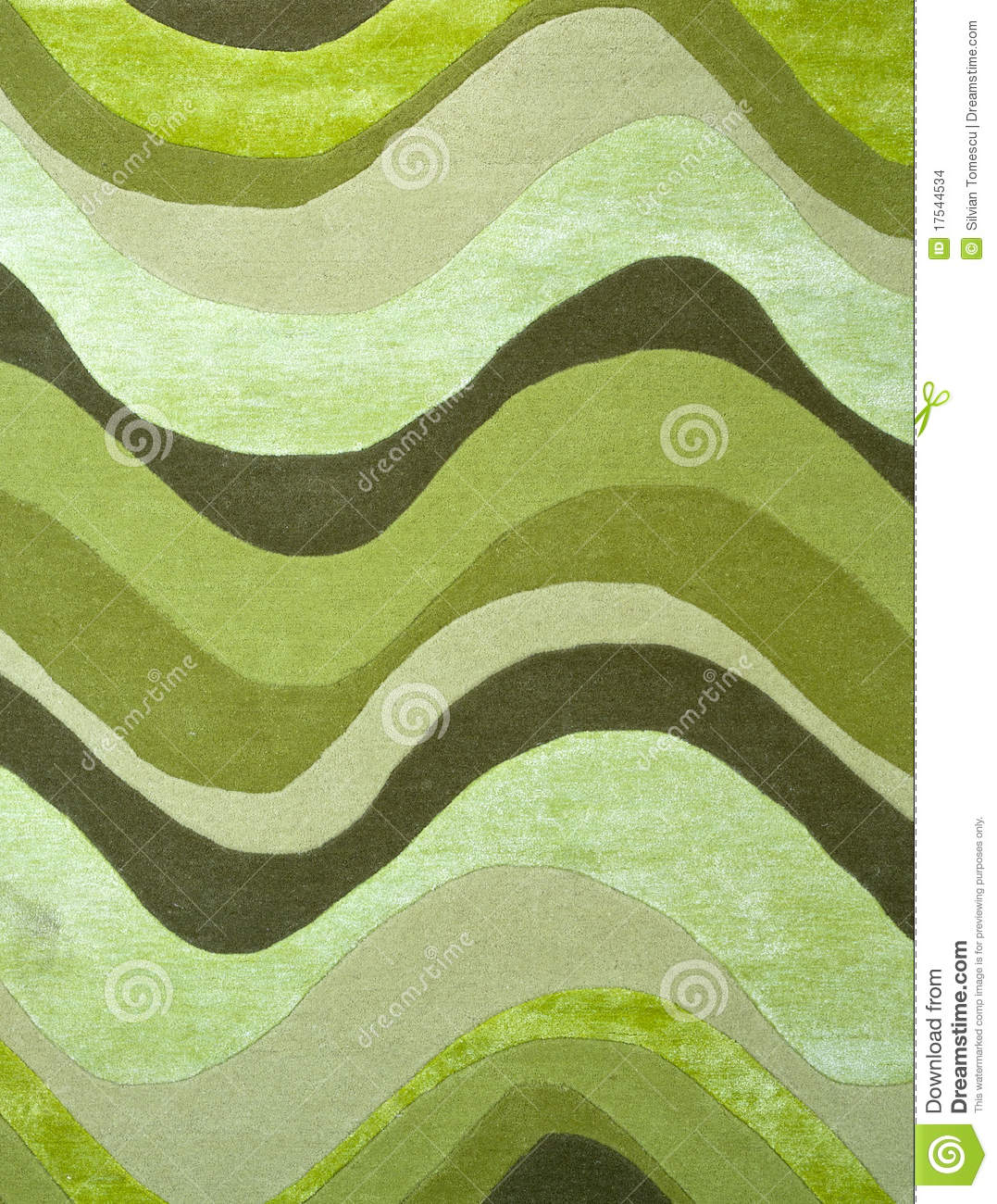 Waves carpet texture stock photo image of fiber for Light green carpet texture