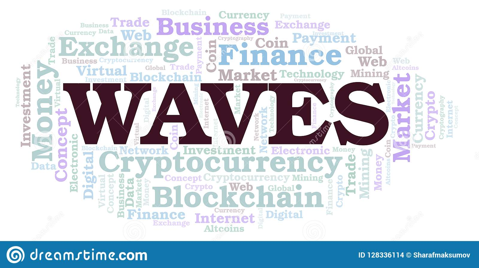 waves cryptocurrency mining