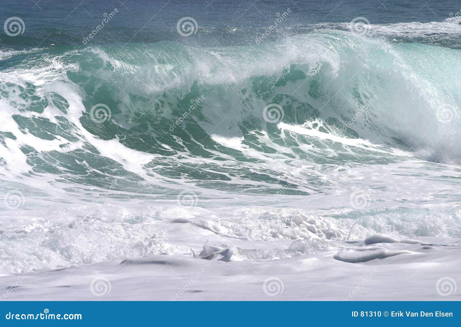 Waves för green ii
