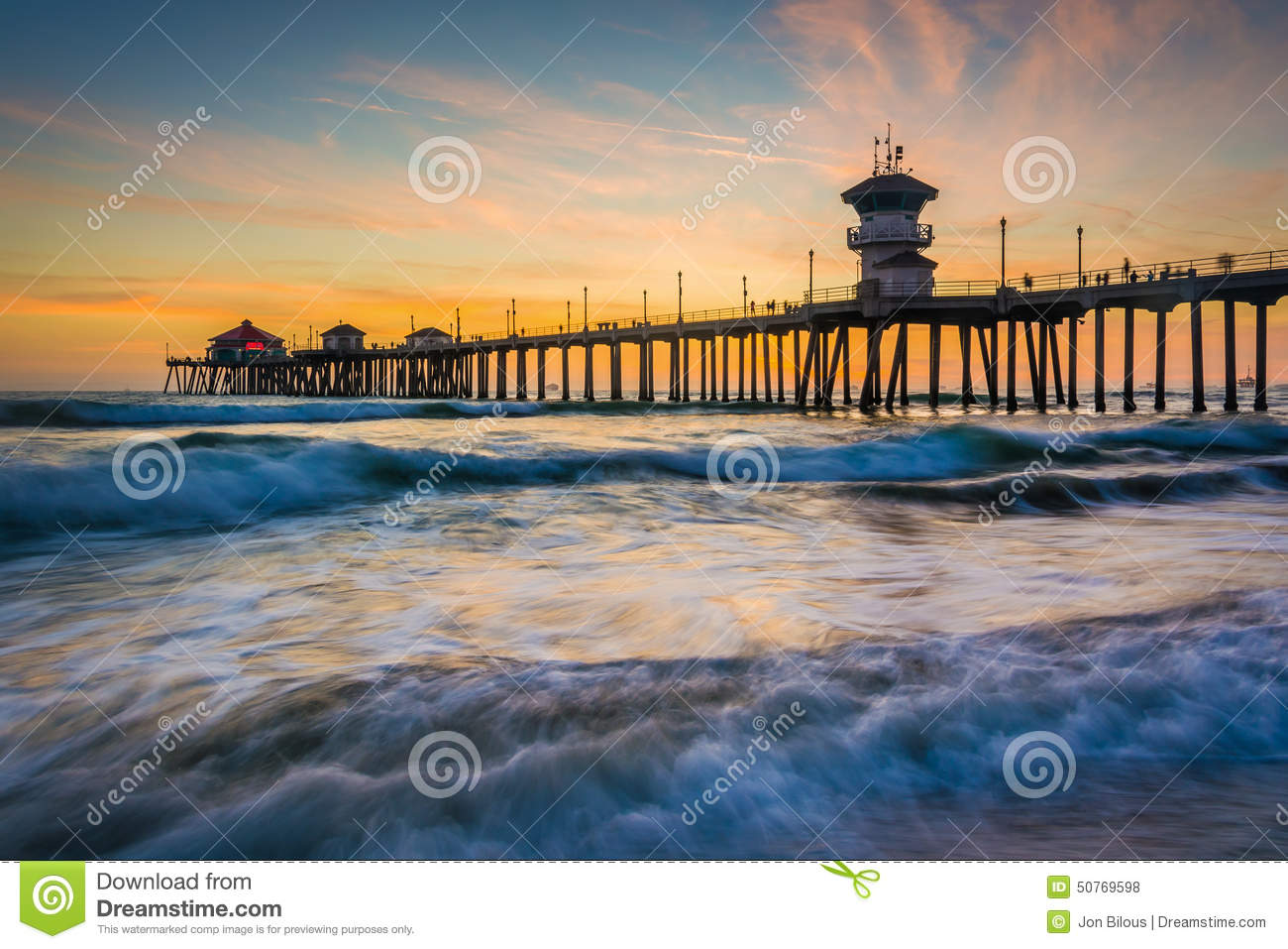 What Is The Time In Huntington Beach California