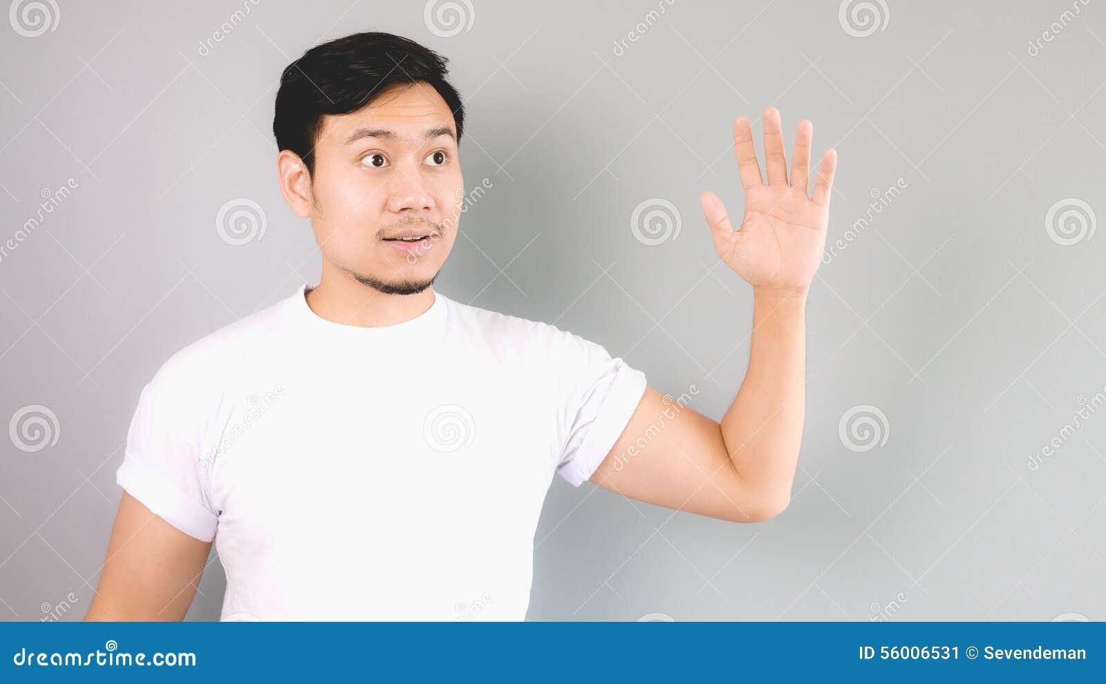 Person waving clipart - ClipartFest