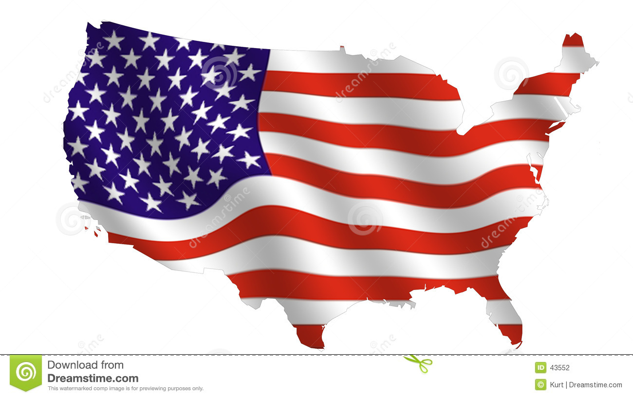 Go Back > Images For > Waving American Flag Outline