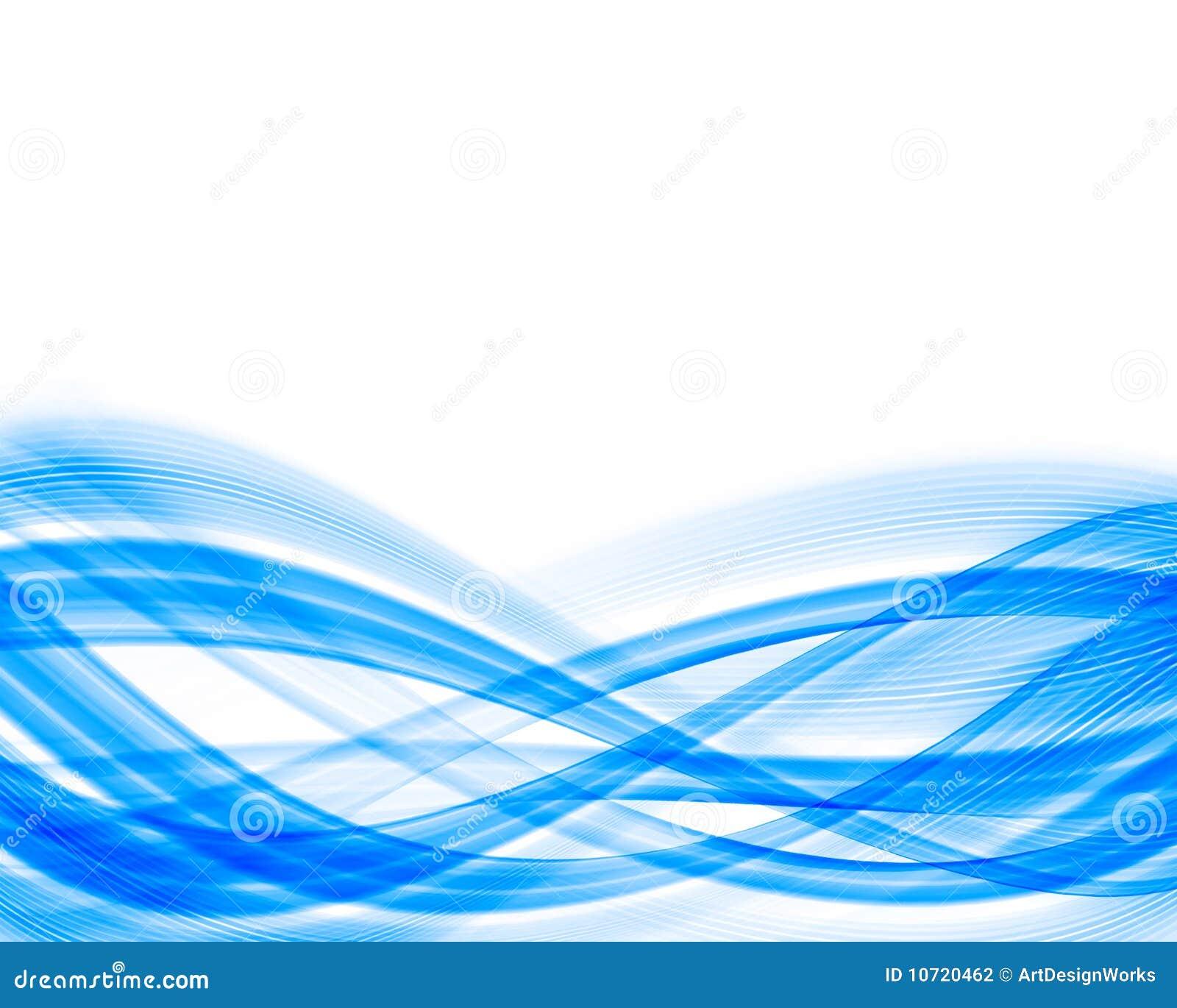 wavy blue background stock photography
