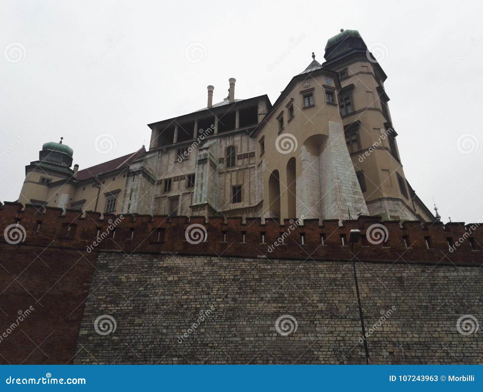 Wawel Castle και λόγοι στην Κρακοβία, Πολωνία