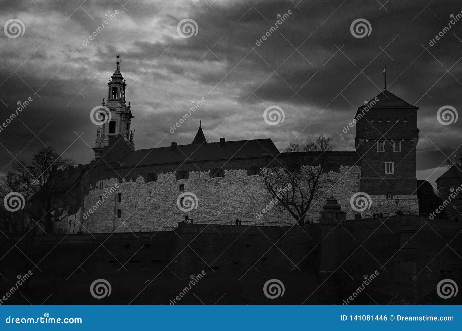 Wawel-Schloss - KrakÃ-³ w