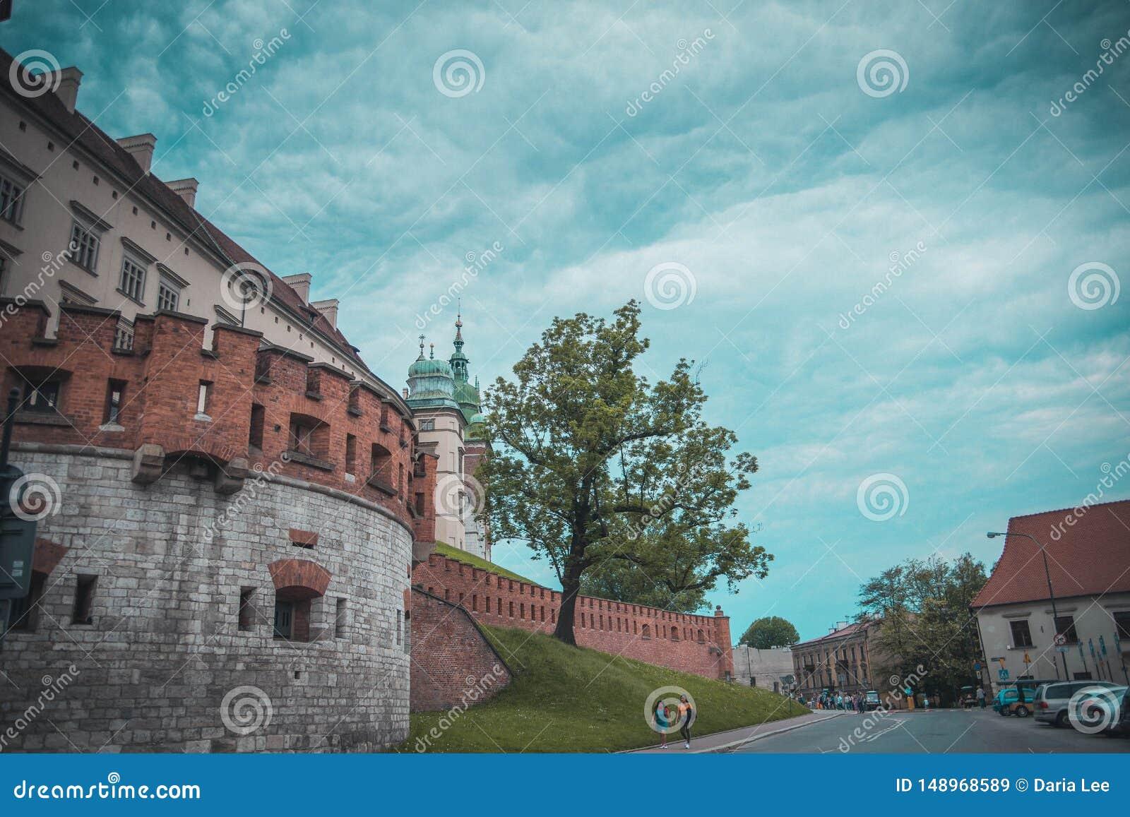 Wawel Schloss in Krakau