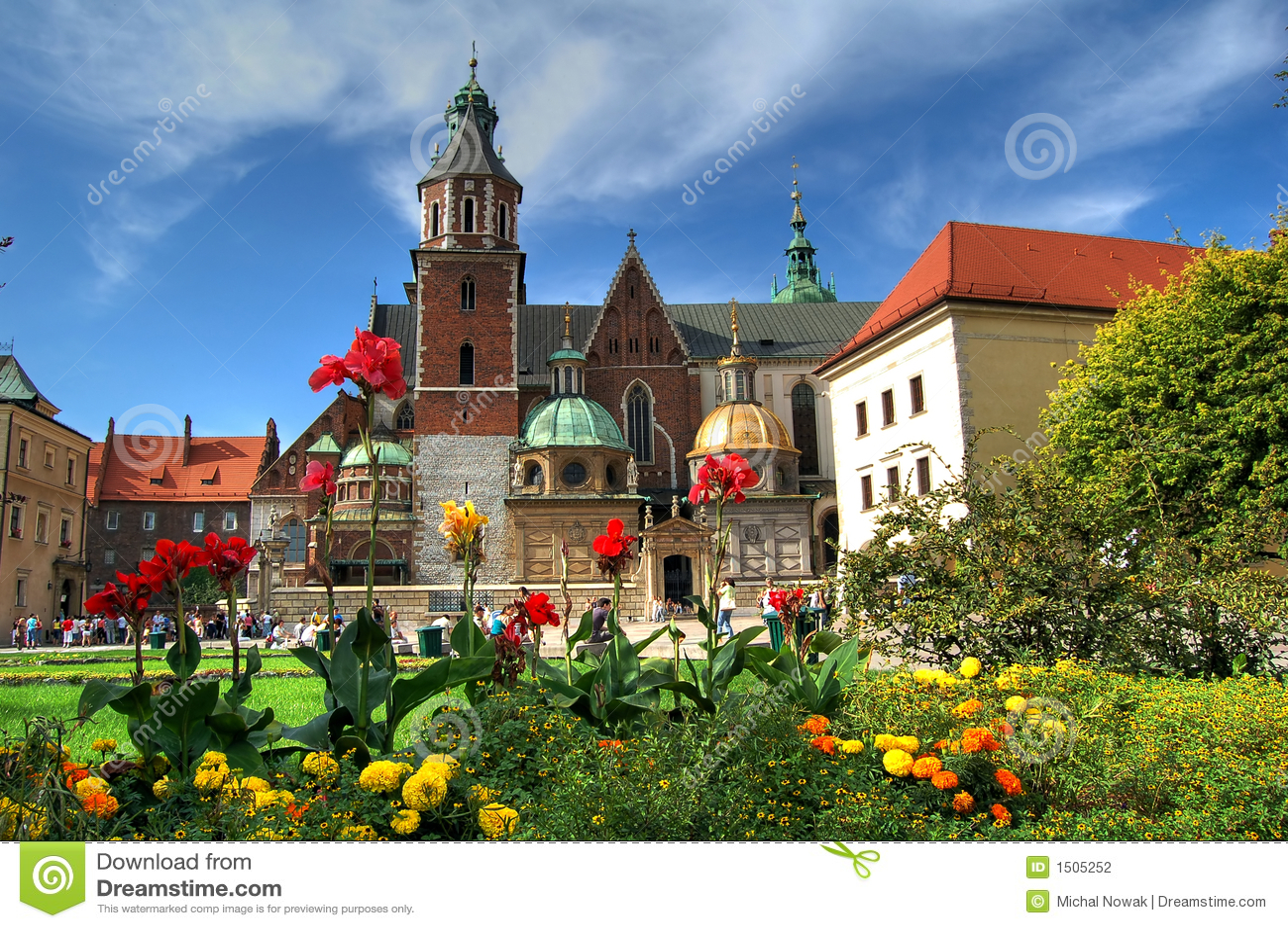 Wawel zamek królewski