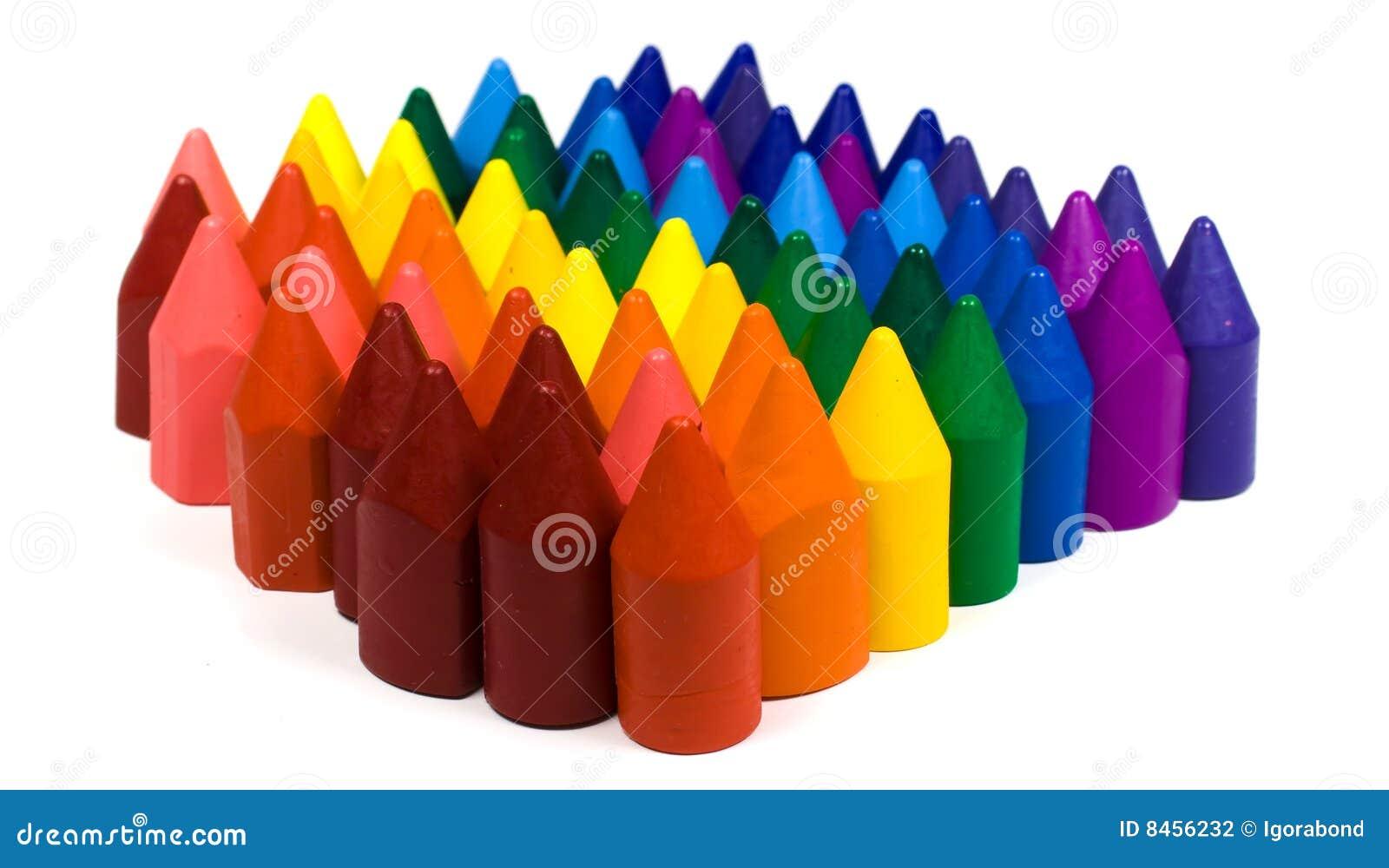 Wax för många blyertspennor