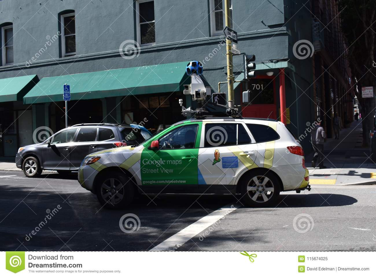 The Way Google`s Streetview Get Continuously Perfect Imagery