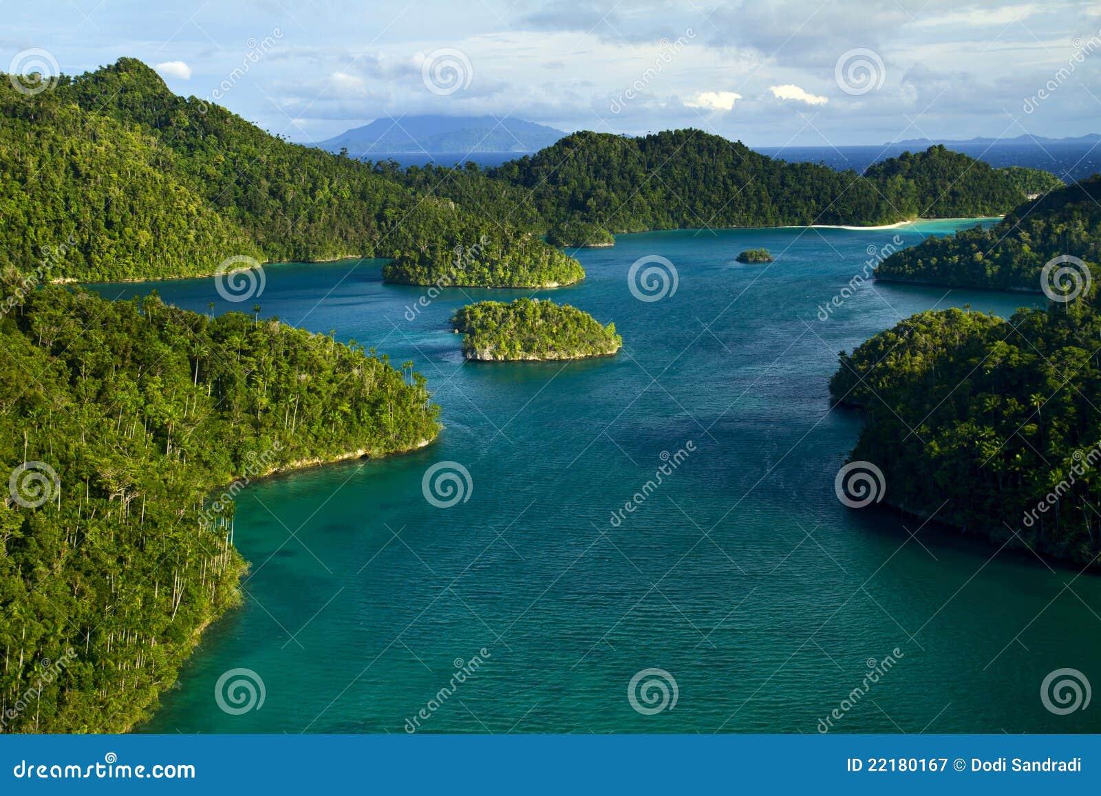 Wayag Raja Ampat Papua