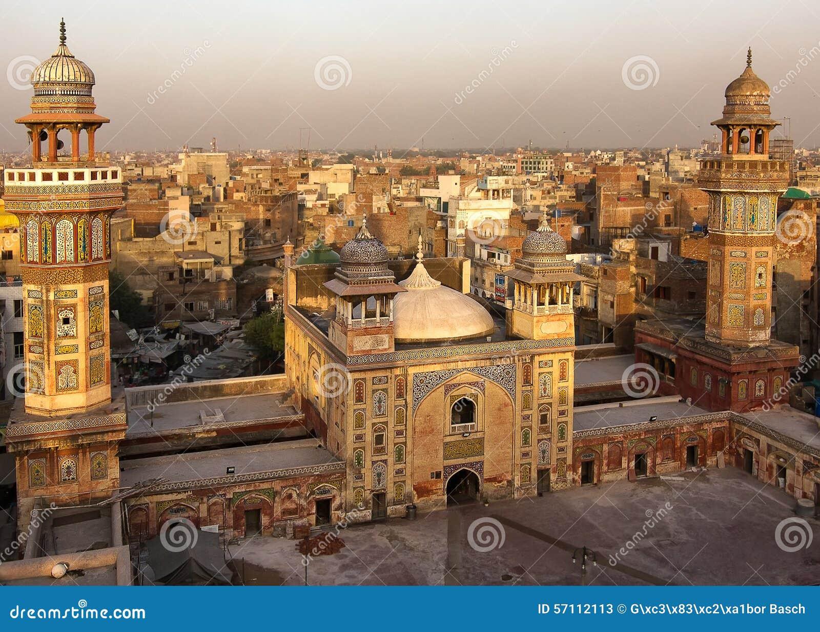 Wazir Khan Mosque, Lahore Pakistan