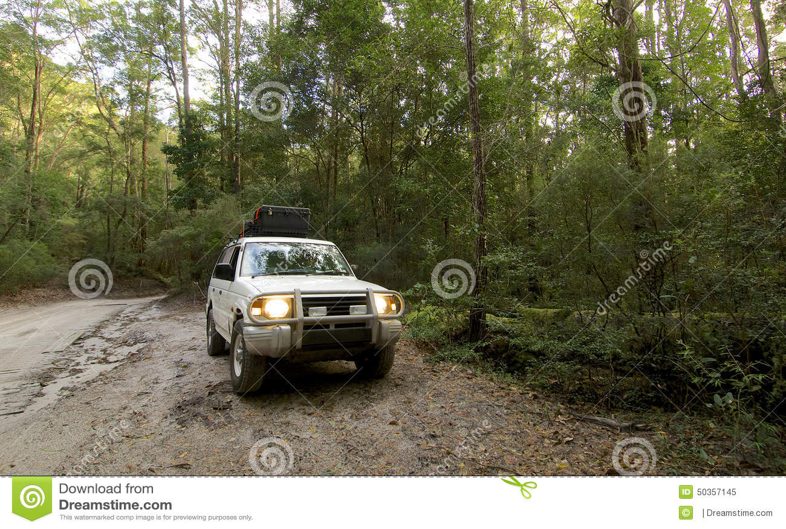 4wd op Fraser Island