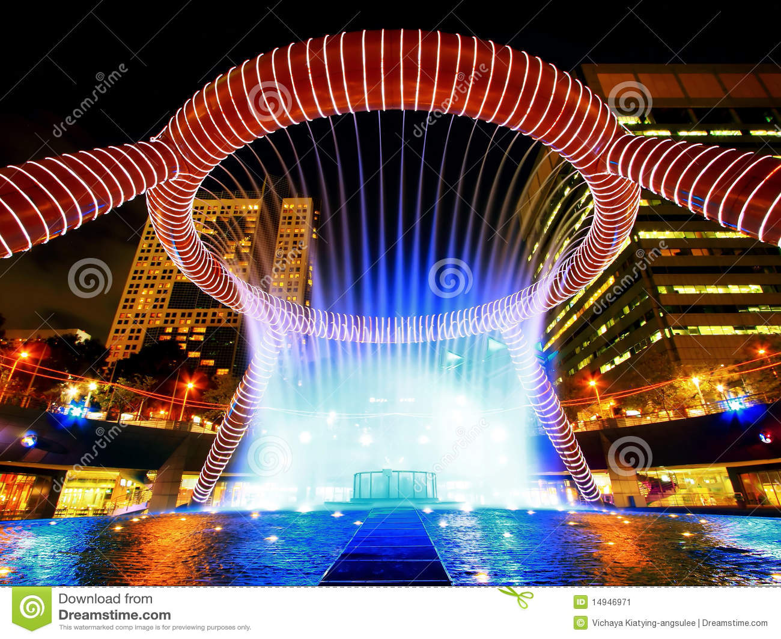 wealth Fountain Singapore