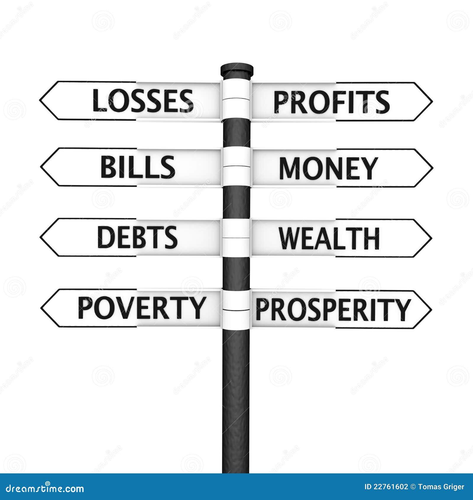 Wealth vs. Poverty