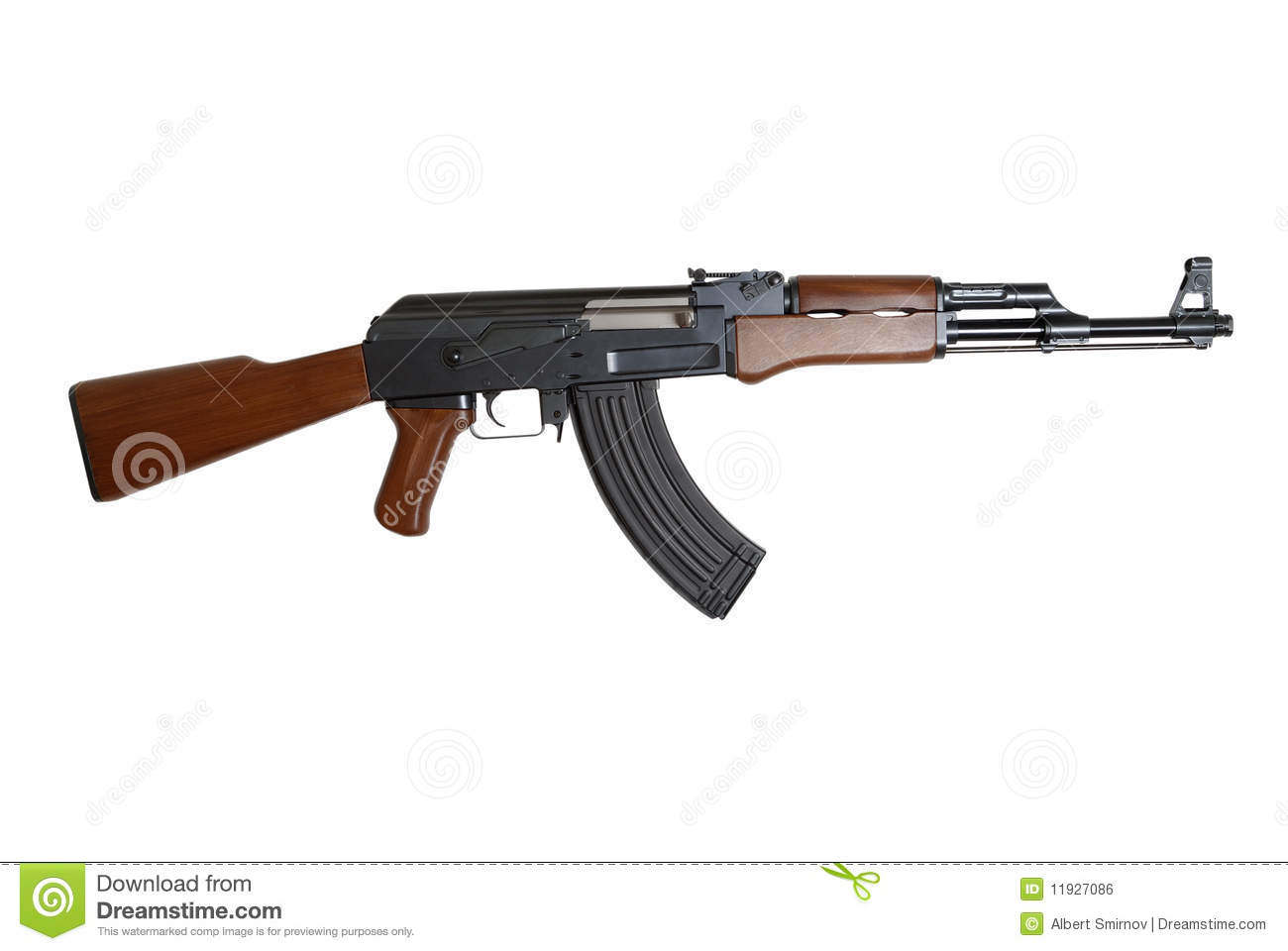 Weapon Royalty Free Stock Image Image 11927086
