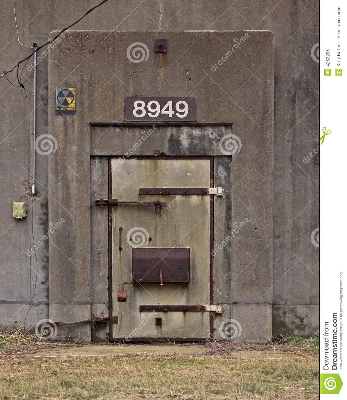 Weapons Bunker Stock Image Image Of Abstract Protect