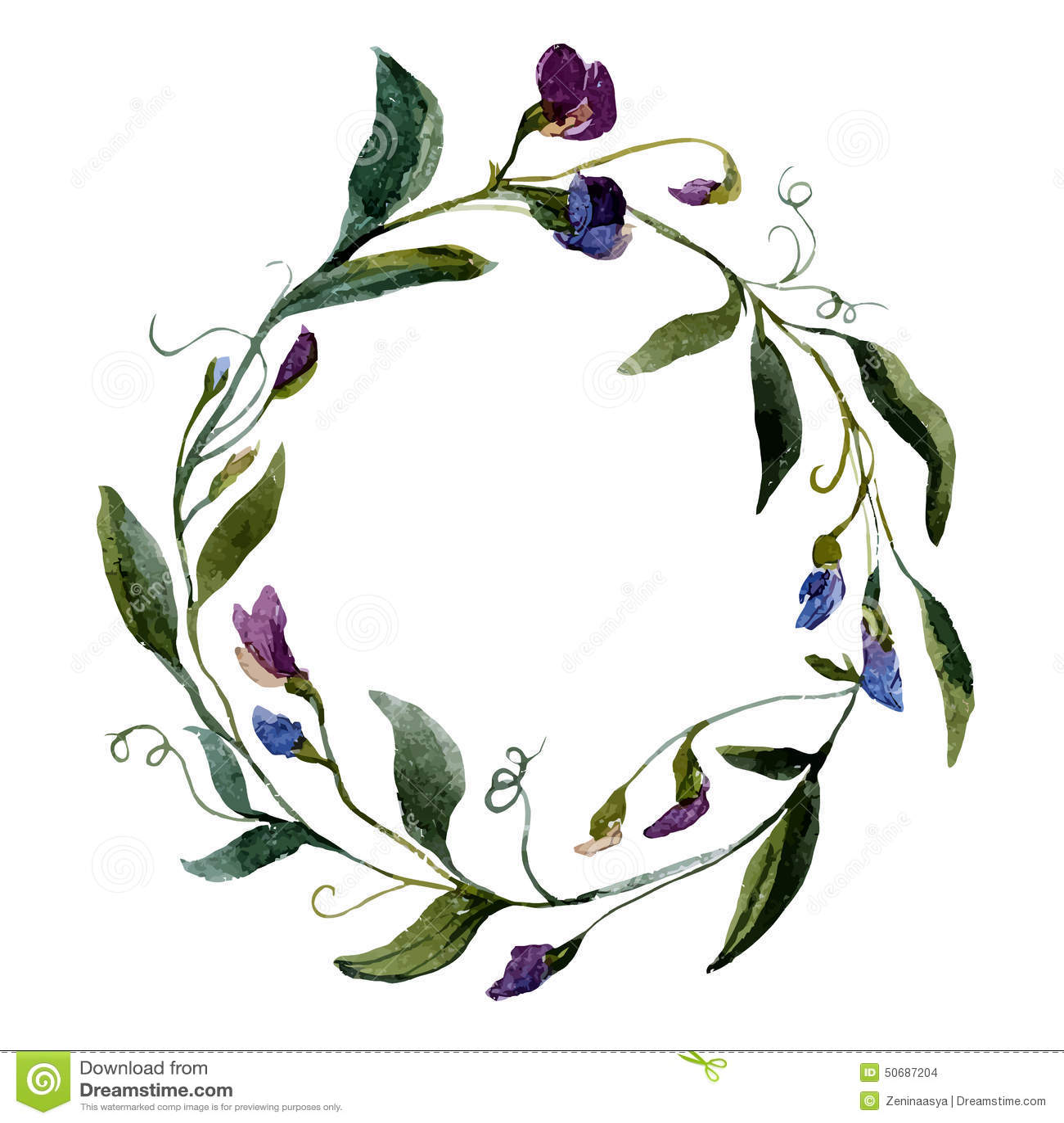 Download 花wearth 向量例证. 插画 包括有 工厂, 花卉, 颜色, 装饰品, 叶子, 例证, 海报, beauvoir - 50687204