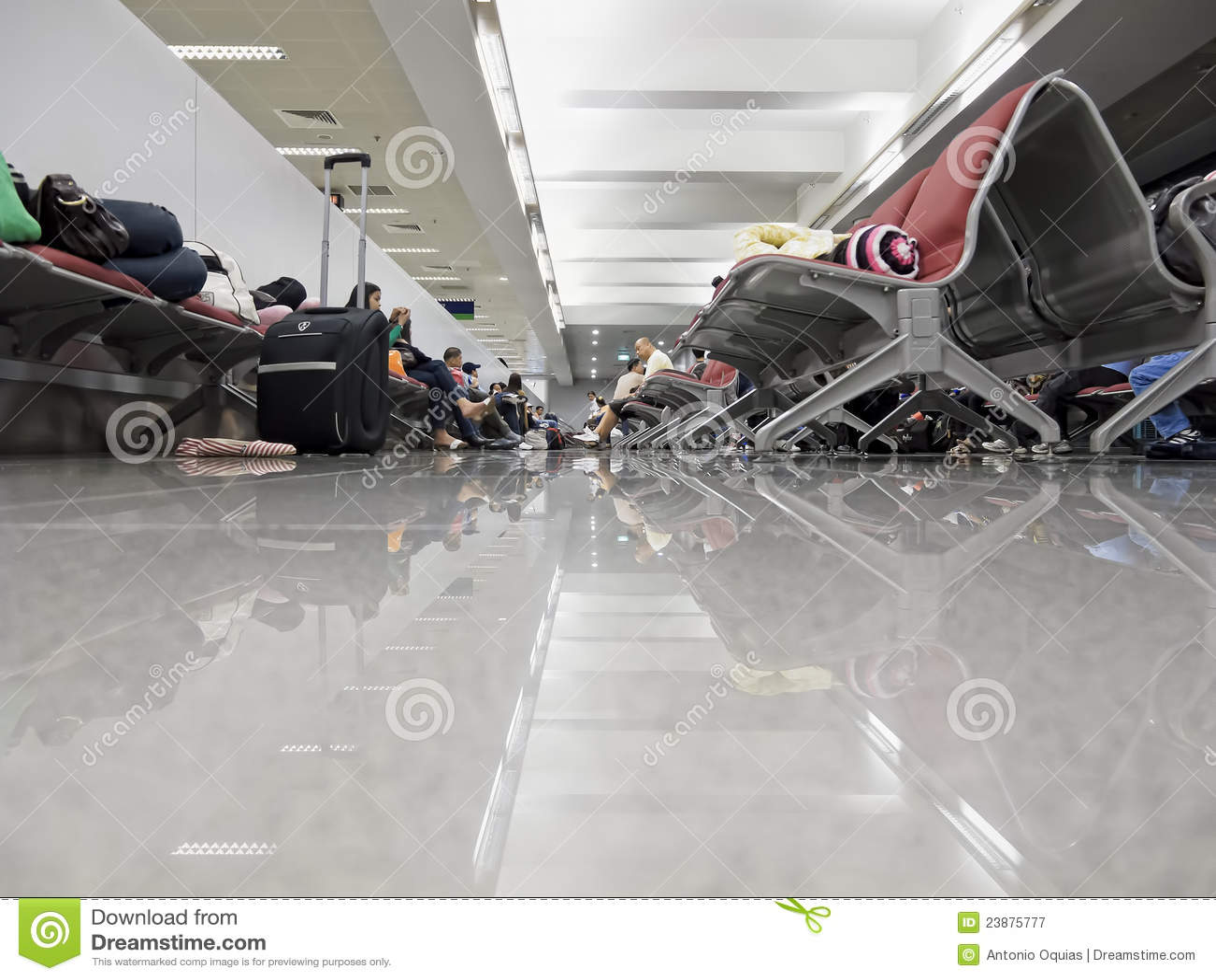 Weary Travelers