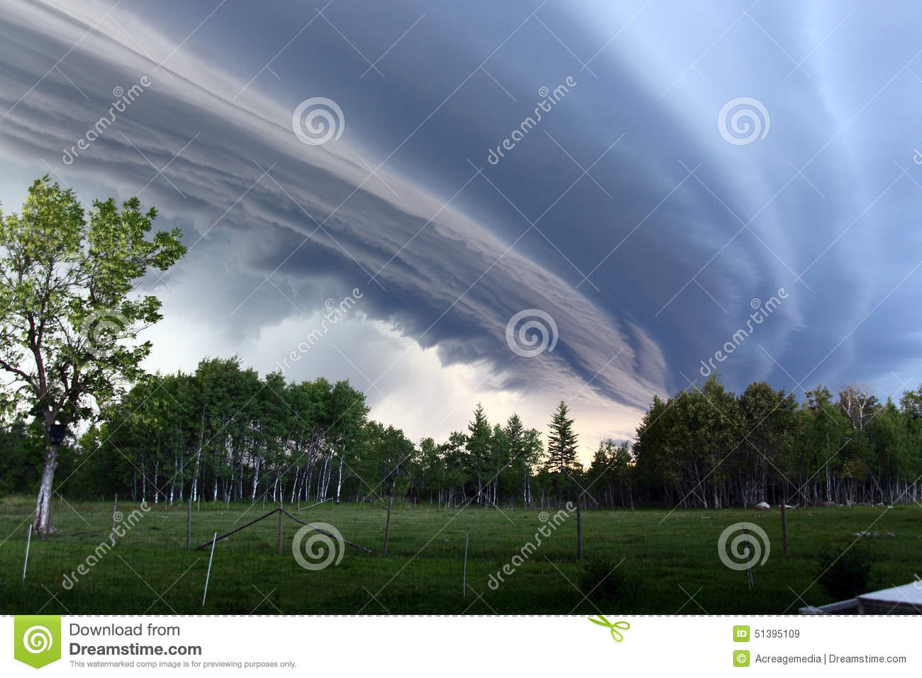 weather front stock image image of overhead summer 51395109