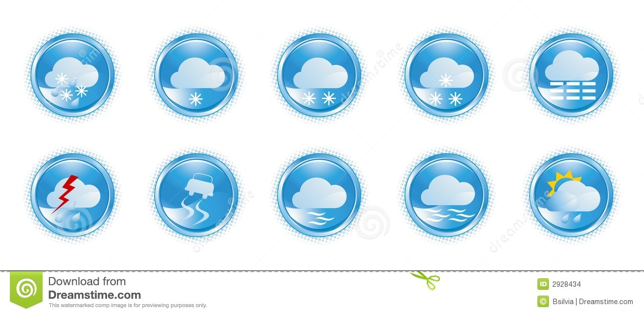 Weather icons 01
