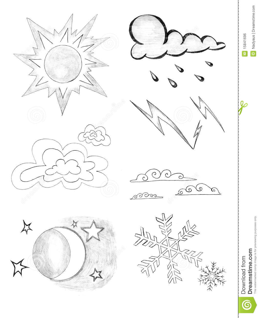 Coloring Pages Snow Storm