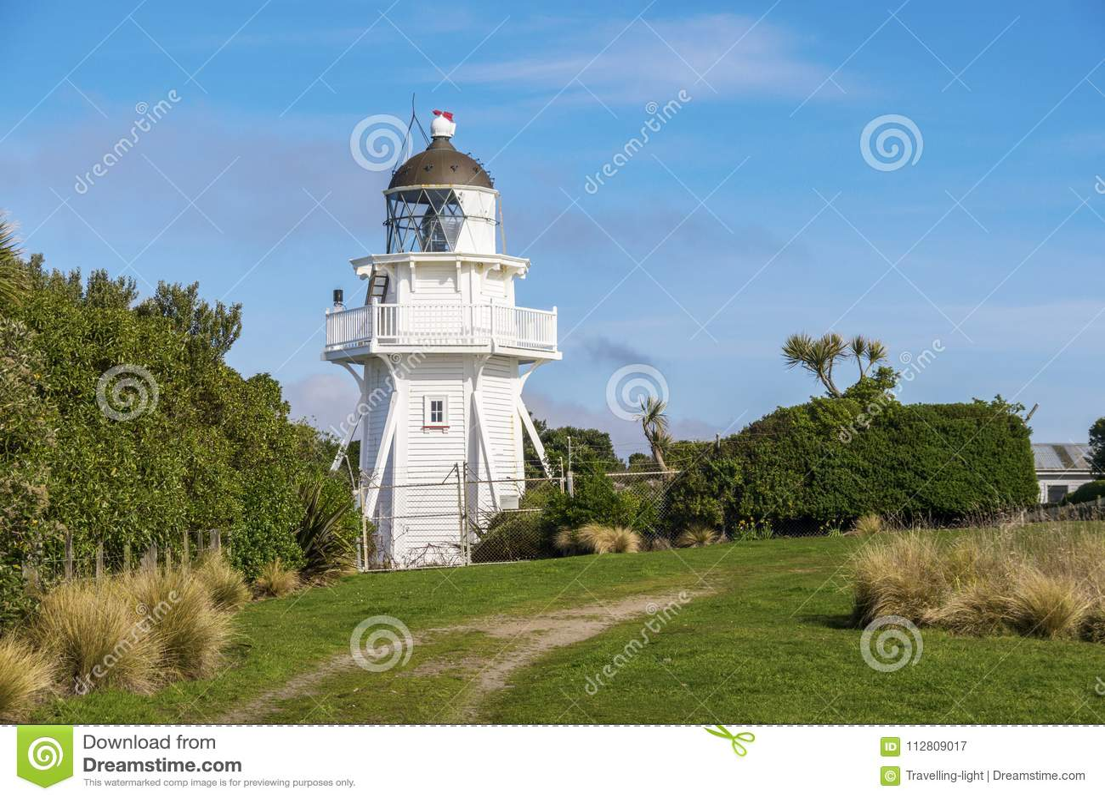 New Zealand Lighthouse
