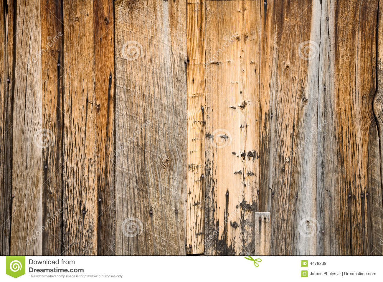 Weathered Barn Wood Background Stock Image Image Of