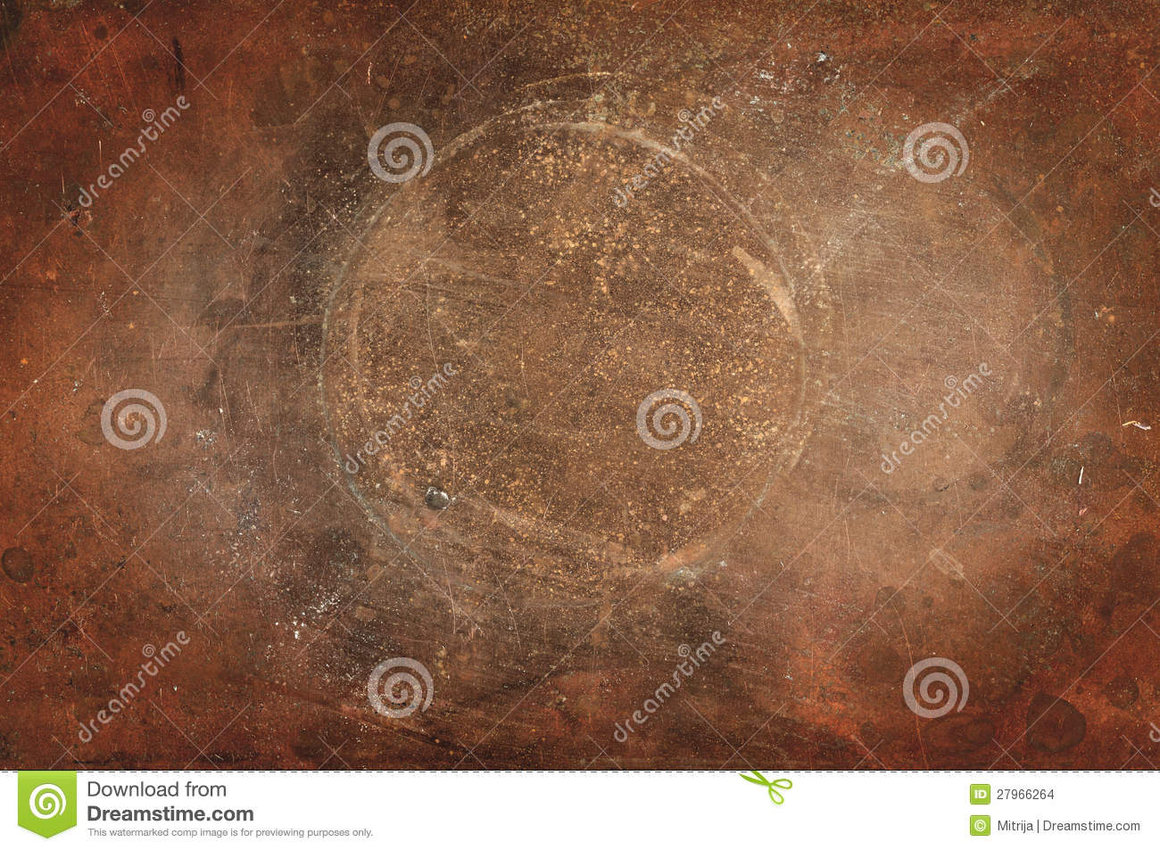 Weathered Copper Texture Stock Images - Image: 27966264