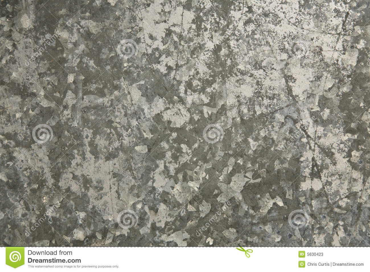 Weathered Metal Background Texture Stock Image Image