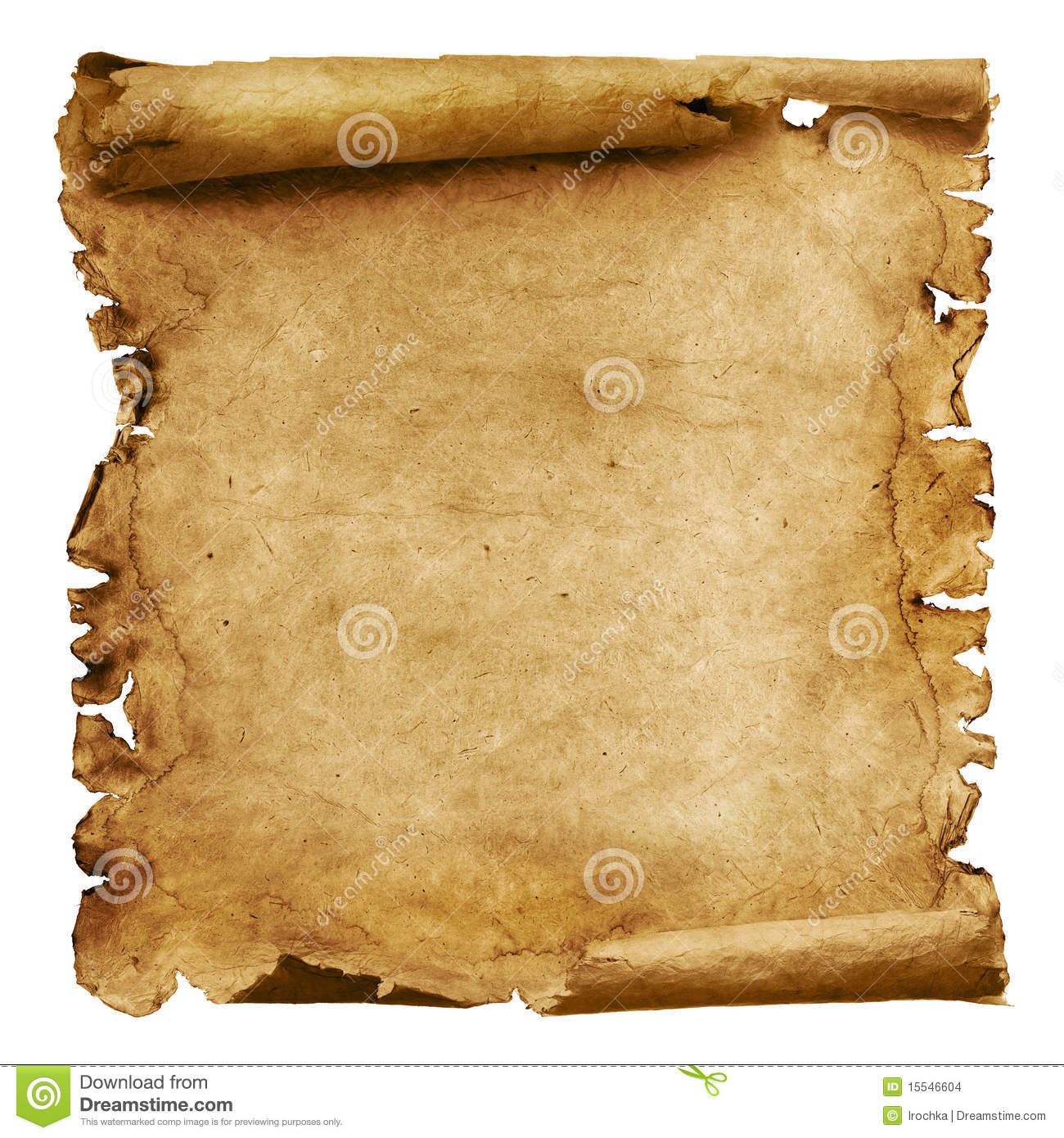 weathered paper scroll stock photo image of torn  worn egyptian clip art designs egyptian clip art images