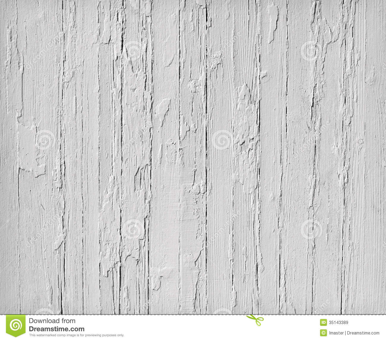 Weathered White Wood Stock Image Image Of Retro Grungy