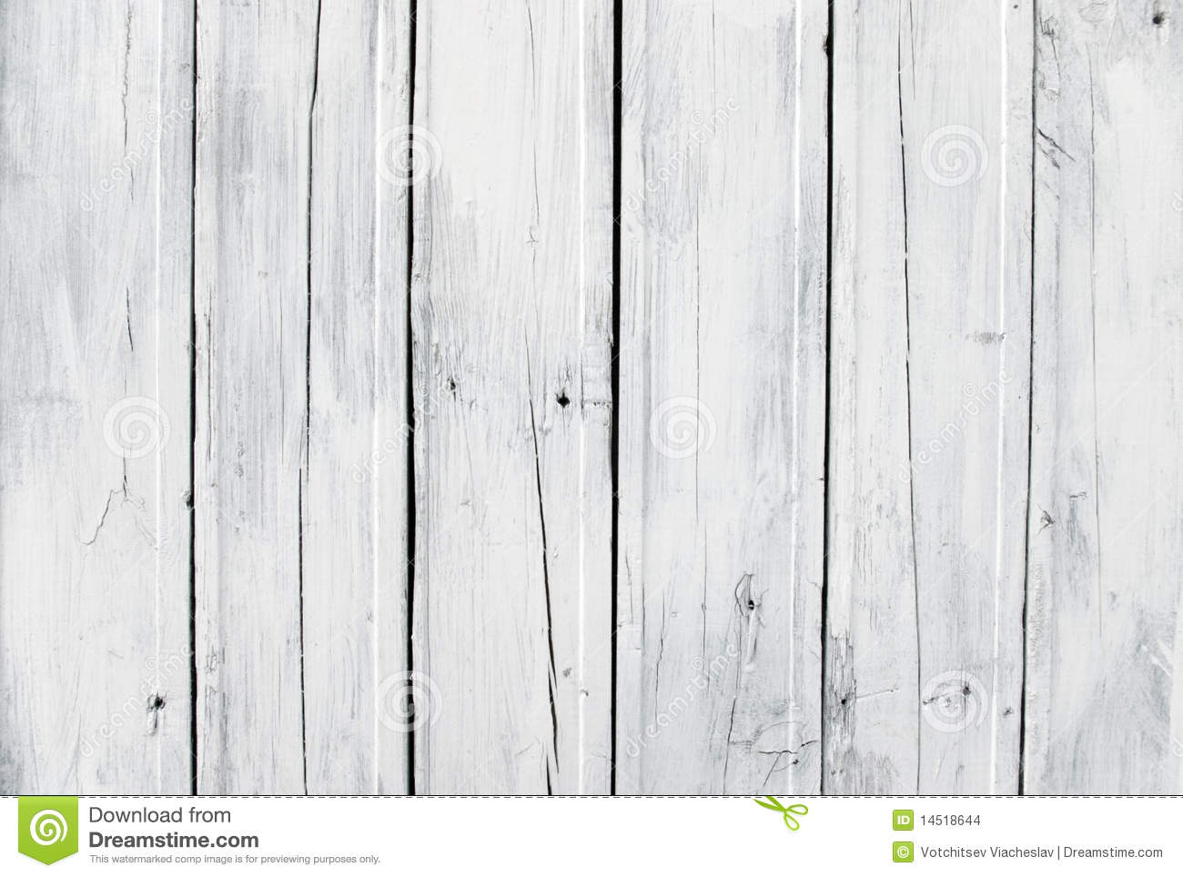 weathered white wooden plank stock photo image 14518644. Black Bedroom Furniture Sets. Home Design Ideas