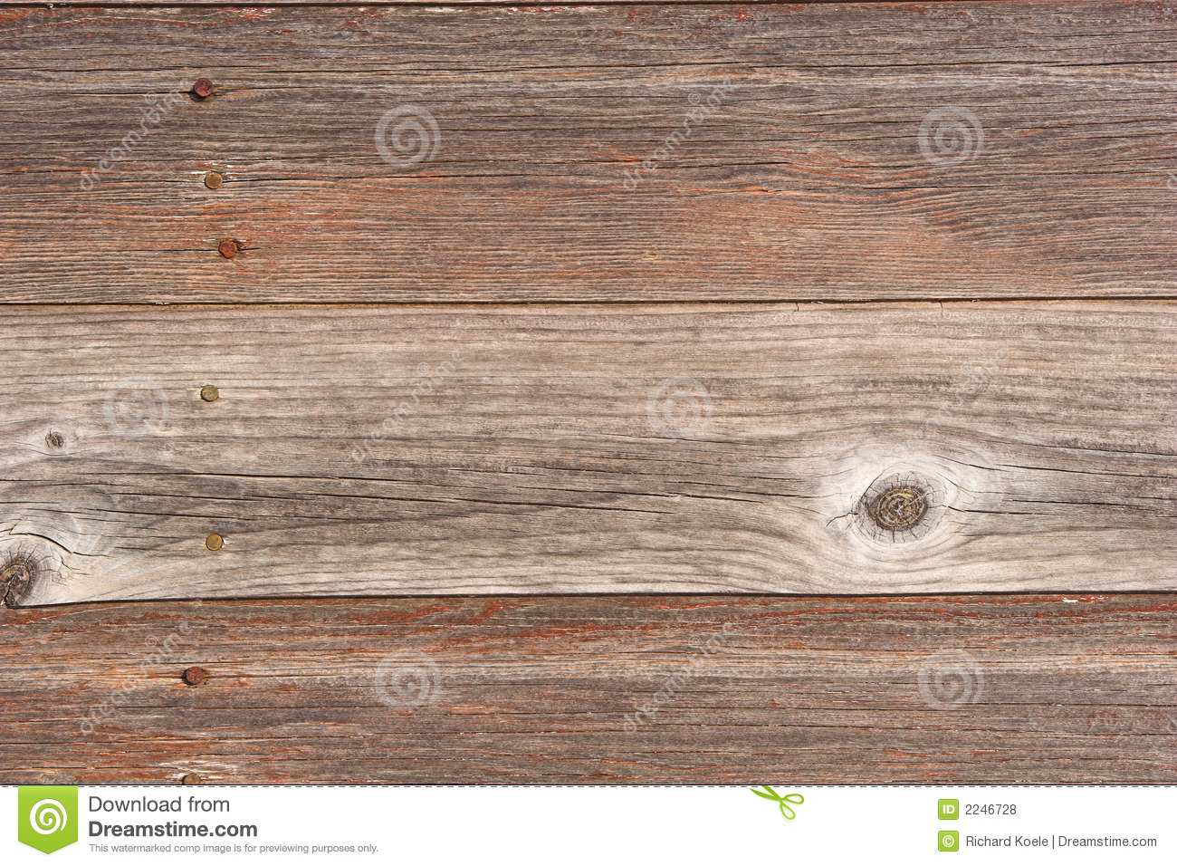 Weathered Wood Barn Siding Royalty Free Stock Photos - Image: 2246728