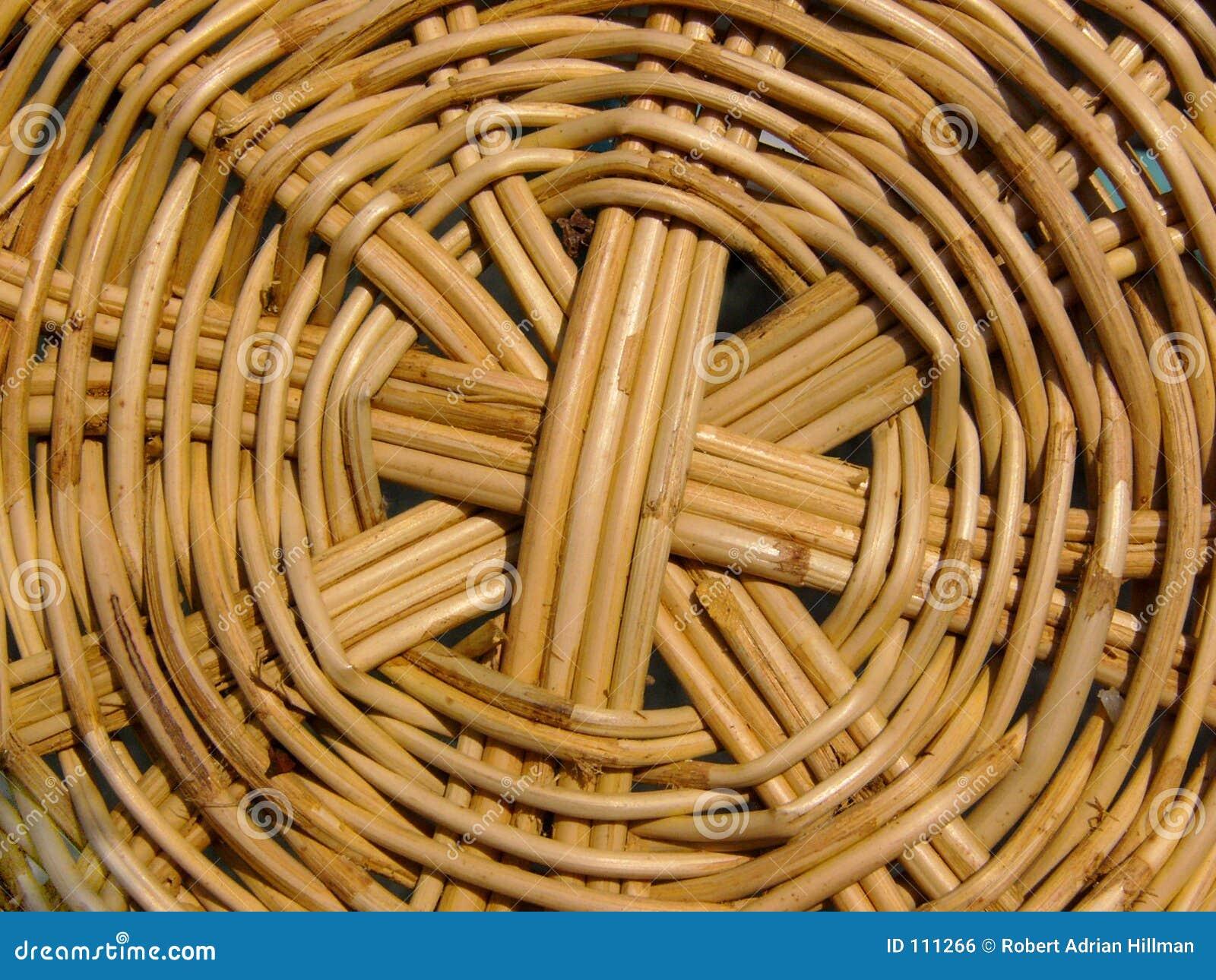 Weave de cesta