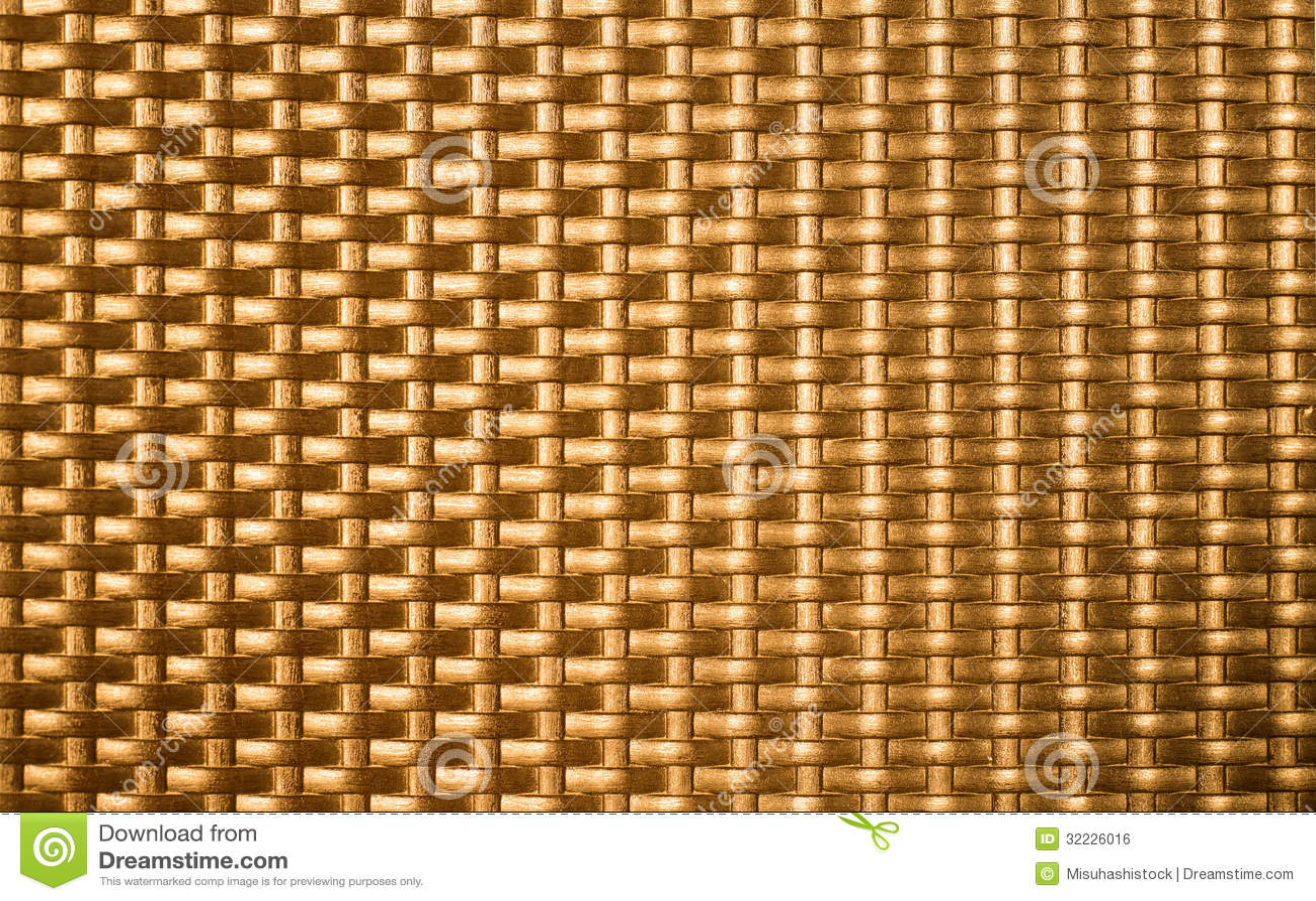 Download Weave dourado foto de stock. Imagem de naughty, crisscross - 32226016