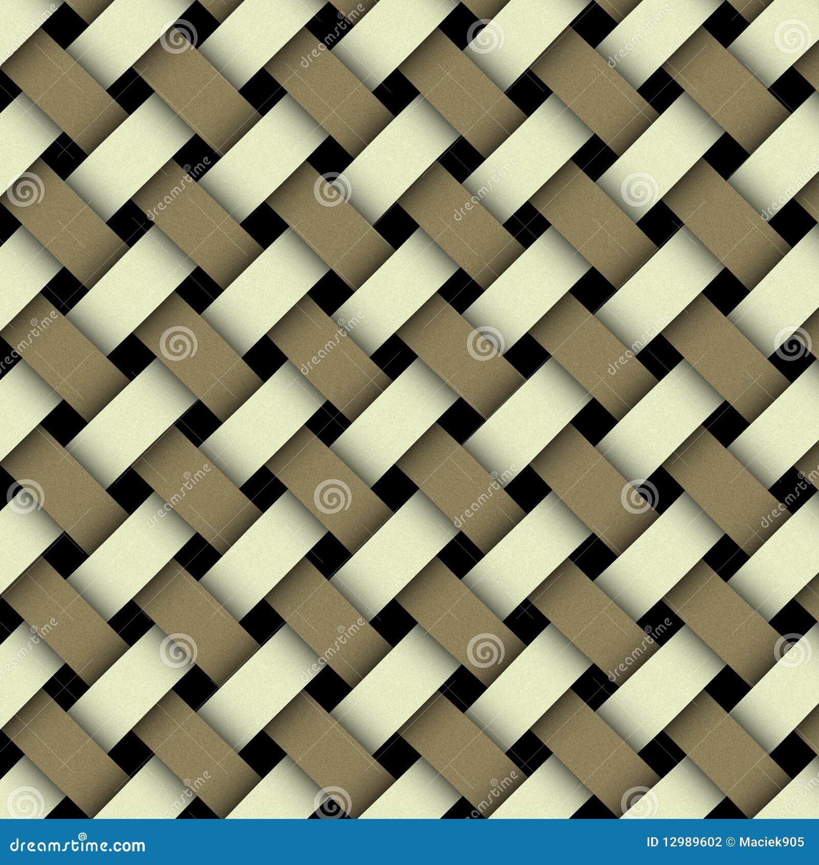 Weaving pattern. seamless